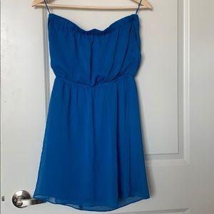 Express Dresses - Express blue summer dress